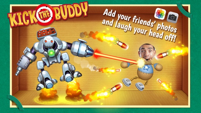‎Kick the Buddy on the App Store