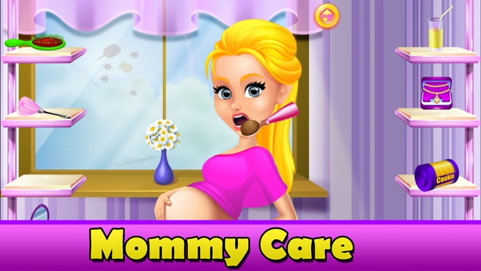 Mommy's Baby Grows Up Salon Screenshot