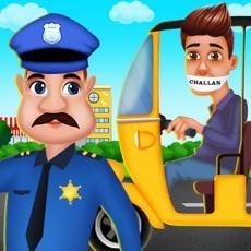 Activities of Learn Traffic Rules- eChallan