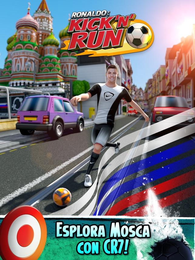 Cristiano Ronaldo Kicknrun Su App Store