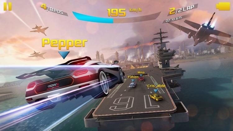 Asphalt 8: Airborne screenshot-4