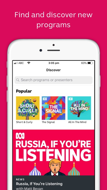 ABC listen screenshot-3