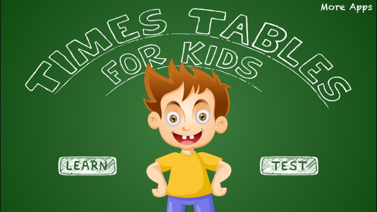 Times Tables For Kids - Test screenshot-4