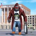 Scary Stranger Crazy Gorilla 2