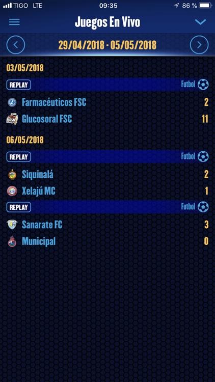 Tigo Sports Guatemala screenshot-3