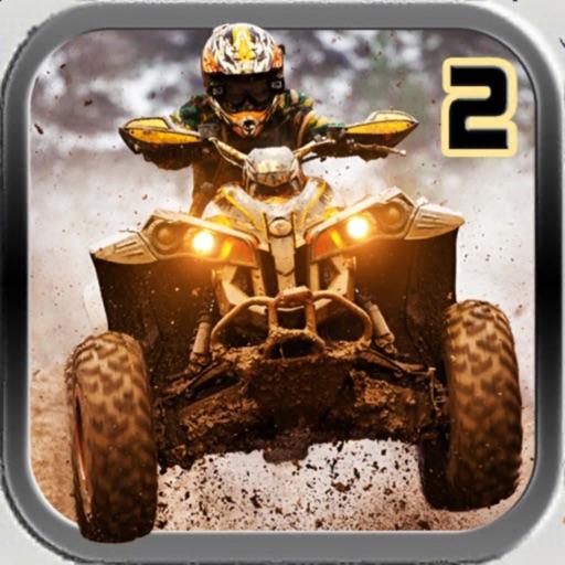 ATV Quad Bike Race Stunt Rider