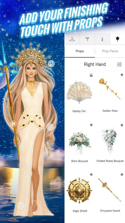 Covet Fashion: Model Makeover screenshot-5