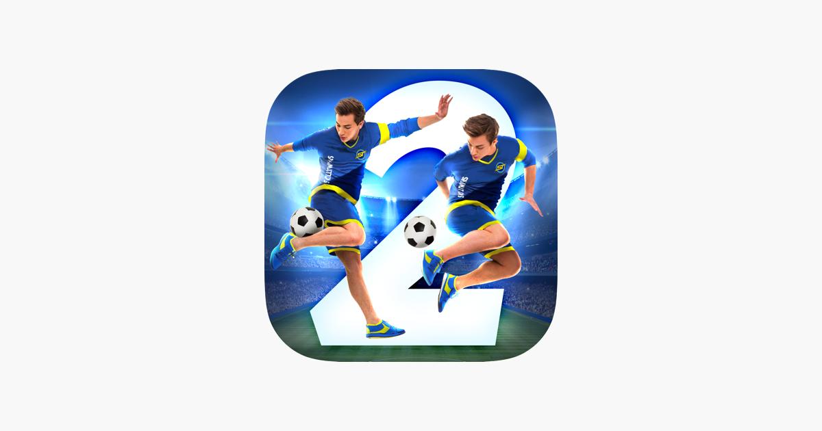 Skilltwins Soccer Game