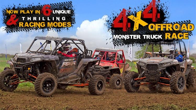 4x4 OFFROAD MONSTER TRUCK RACE screenshot-0
