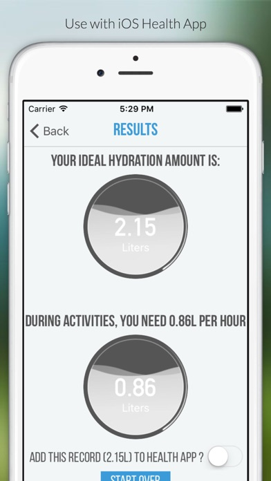 Water Tracker & Water Reminder Screenshots