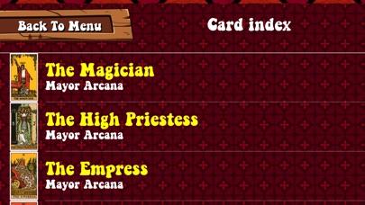 Real Tarot screenshot 6