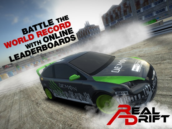 Screenshot #2 for Real Drift Car Racing