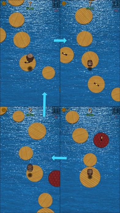 Screenshot #2 pour Jump Flip - Endless Jump