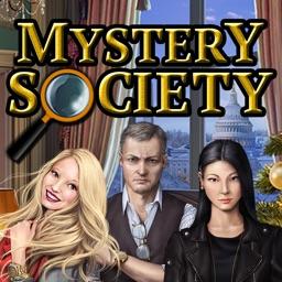 Mystery Society Hidden Puzzles