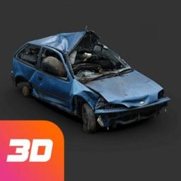 CrashX: car crash simulator