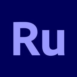 Ícone do app Adobe Premiere Rush para Vídeo