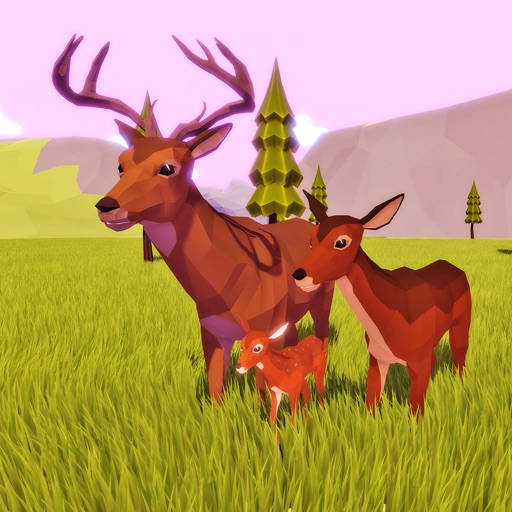 Deer Simulator Forest Survival by Waseem Abbas