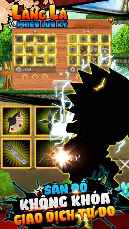 Làng Lá Phiêu Lưu Ký screenshot-4
