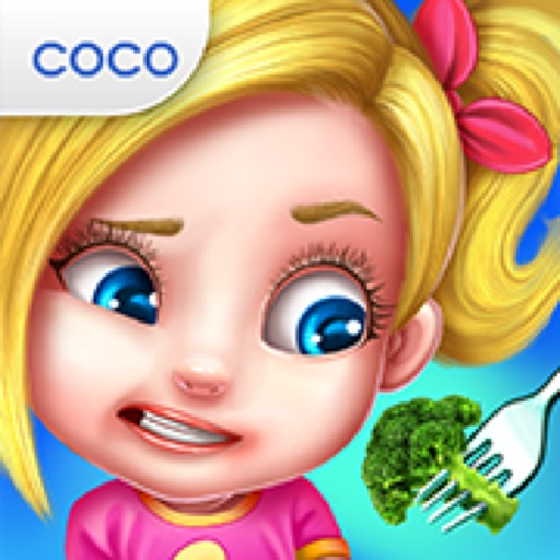 Baby Kim - Care & Dress Up icon