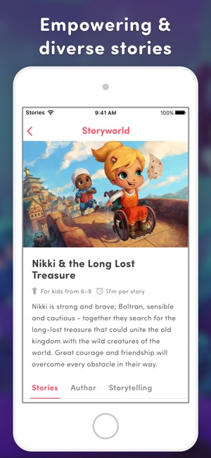 Bedtime Stories read & tell on the App Store