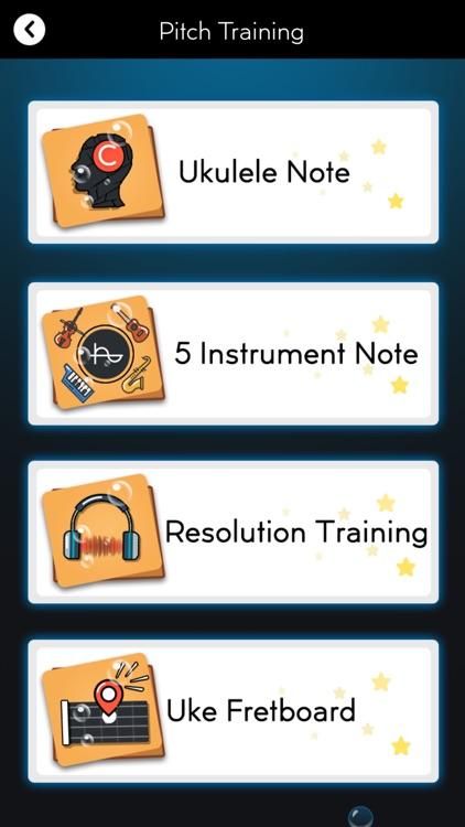 Tunefor Ukulele tuner & chords screenshot-4