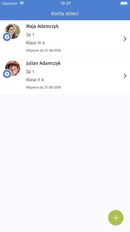 iDziennik Mobile Szczecin