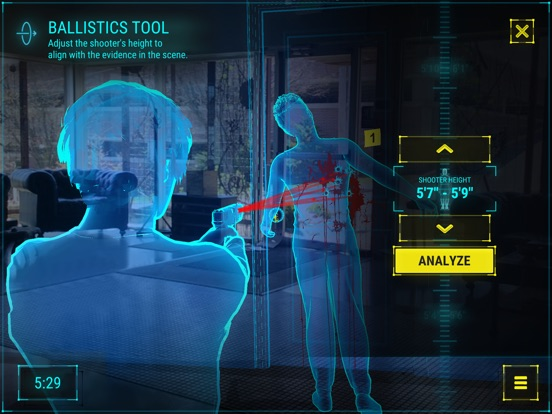 Forensic Detective screenshot 8