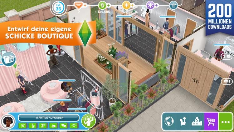 Die Sims™  FreePlay screenshot-0