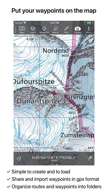 Topo GPS Switzerland screenshot-5