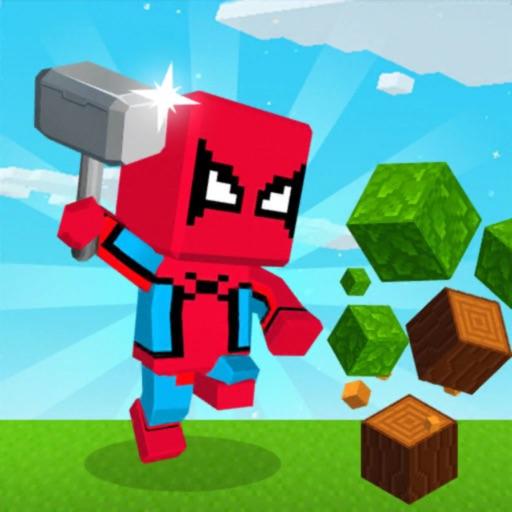Block Craft World: Craft.io
