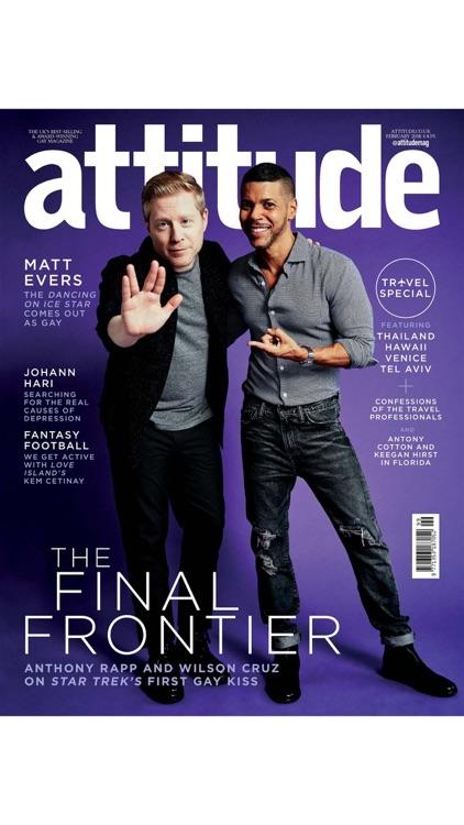 Attitude Magazine. screenshot-4