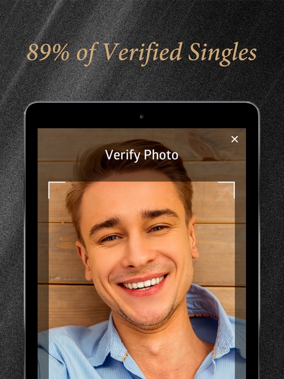 V chat software used by dating scammers