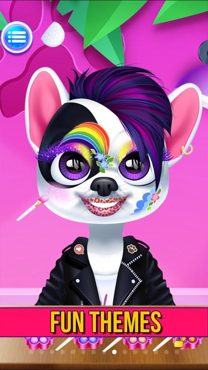 Makeup Games 2: Make Up Salon screenshot-8