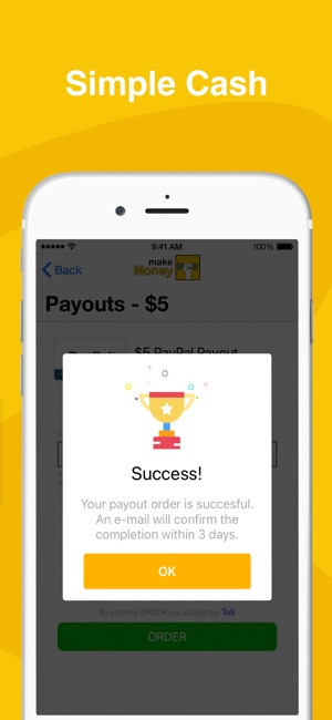 Make Money - Earn Easy Cash on the App Store