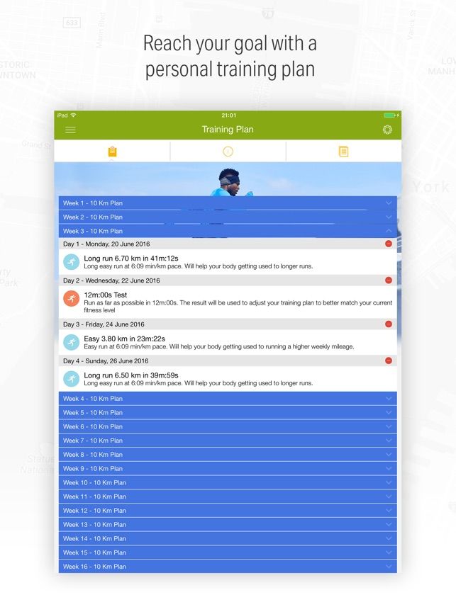 Endomondo Sports Tracker Screenshot