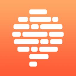 Ícone do app Confide – Mensagens privadas