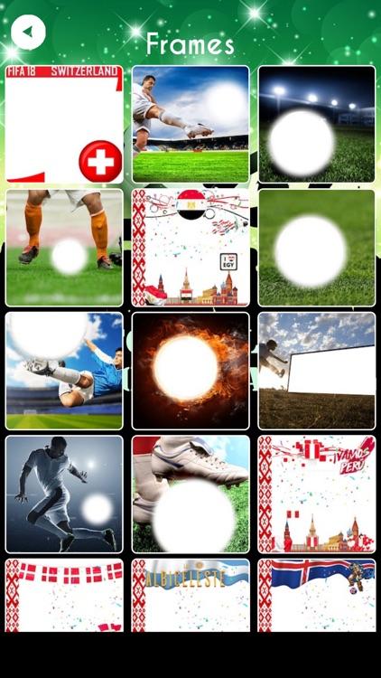 Football Photo Frames