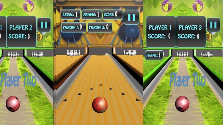 Real Ten Pin Bowling Strike 3D screenshot-6