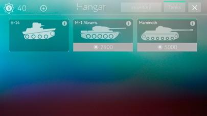 Trail Of Tank Screenshot on iOS