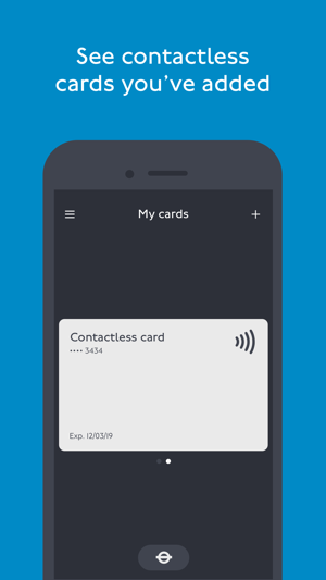 TfL Oyster and contactless on the App Store