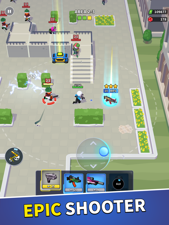 Squad Alpha - Action Shooting screenshot 11