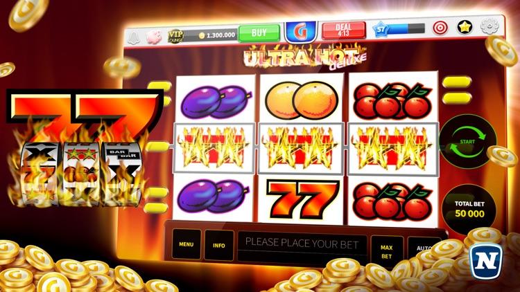 Gaminator 777 - Casino & Slots screenshot-6