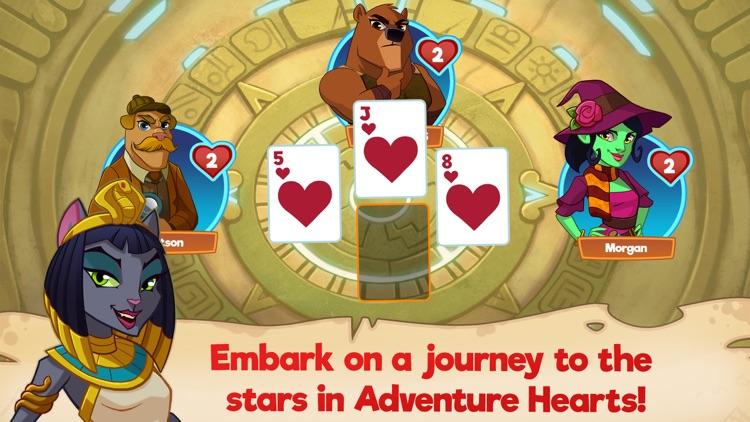 Adventure Hearts