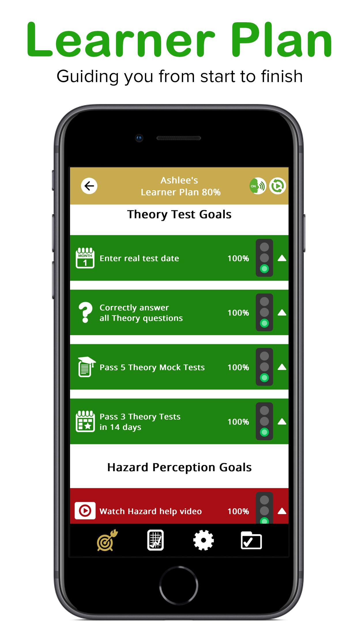 Driving Theory Test 4 in 1 Kit Screenshot