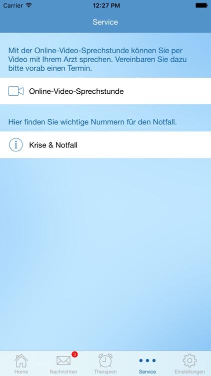 PraxisApp - Mein Psychiater screenshot-4