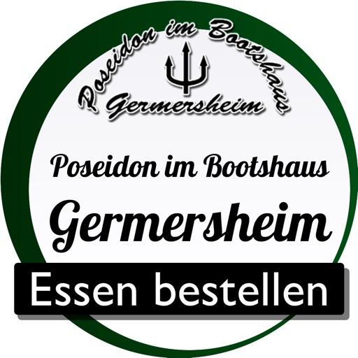 Poseidon im Bootshaus Germersh