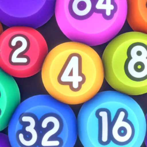 Bubble Buster 2048