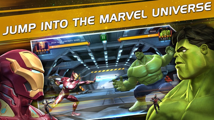 MARVEL Contest of Champions screenshot-4