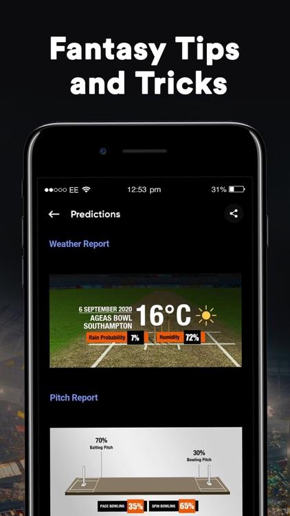 SportsTiger Cricket Live Score screenshot-7