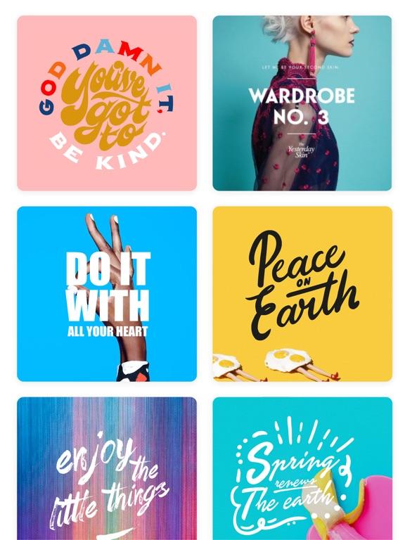 Pinso - Text on Photos Design-ipad-3